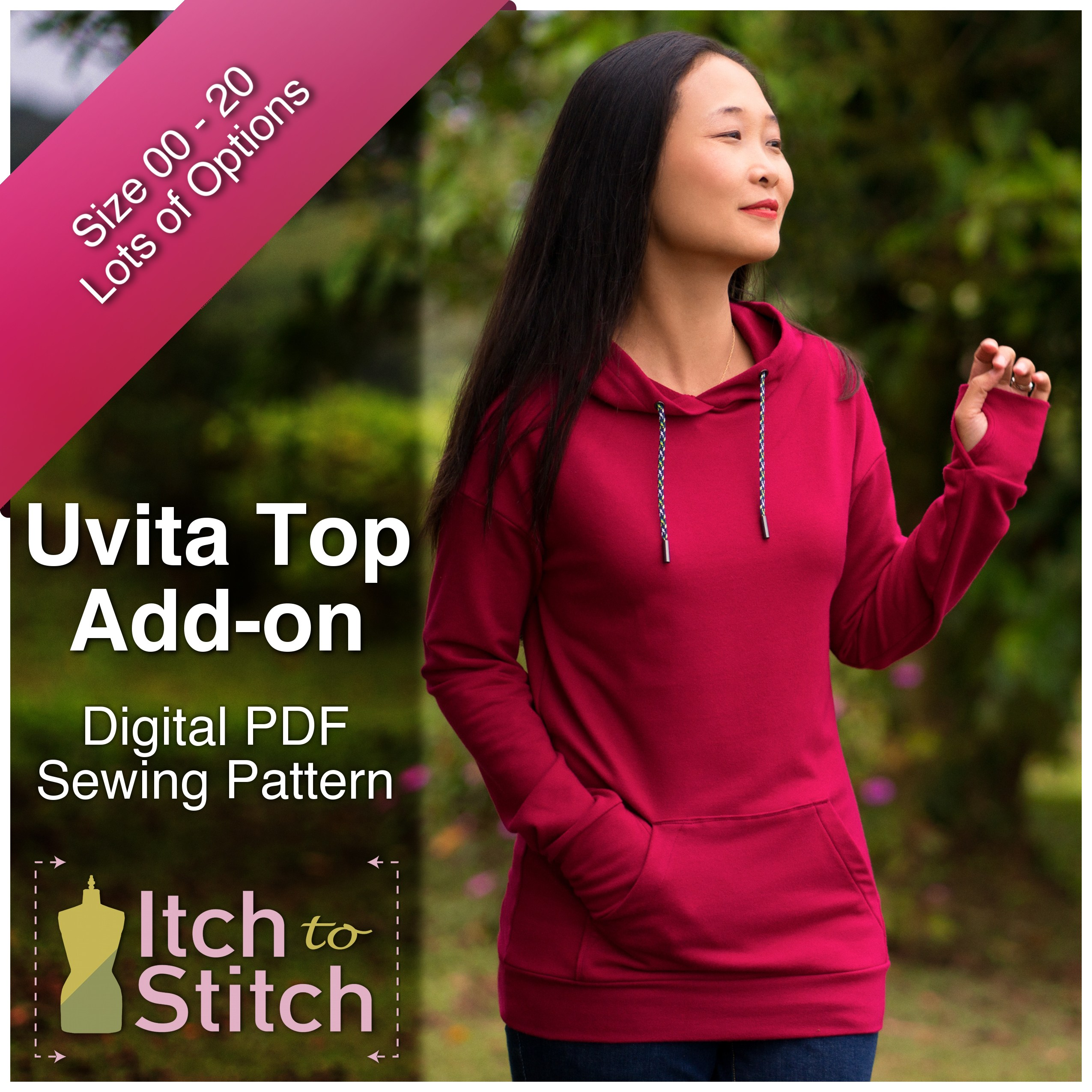 Itch to Stitch Uvita add on