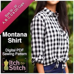 Itch to Stitch Montana Shirt