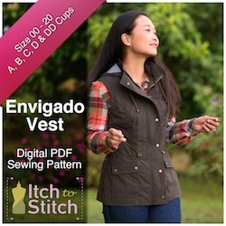 Itch to Stitch Envigado Vest