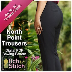 Itch to Stitch North Point Pants
