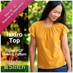 Itch to Stitch Isidro Top