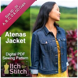 Itch to Stitch Atenas Jacket