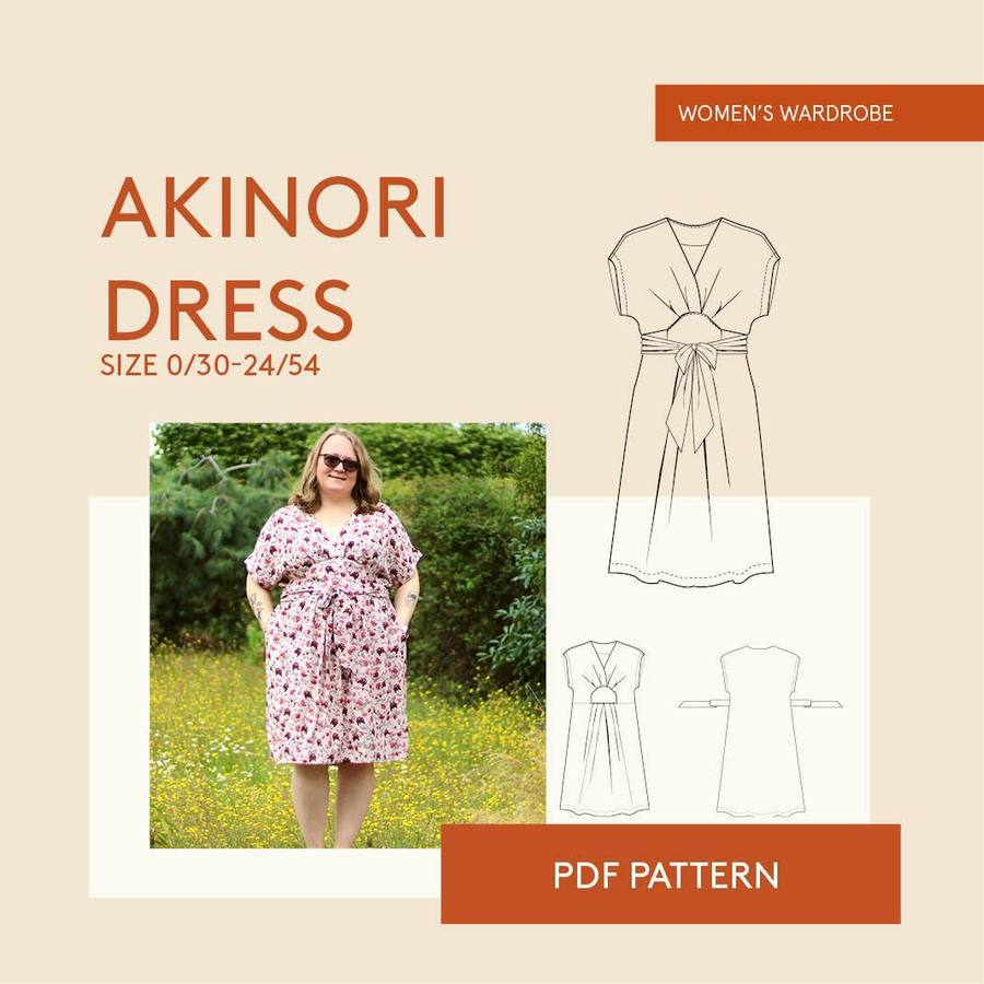 WBM Akinori dress curvy