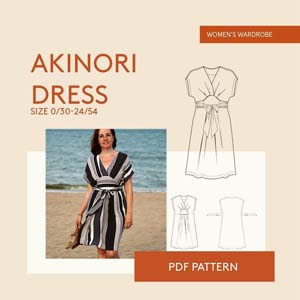 WBM Akinori dress