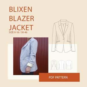 WBM Blixen blazer