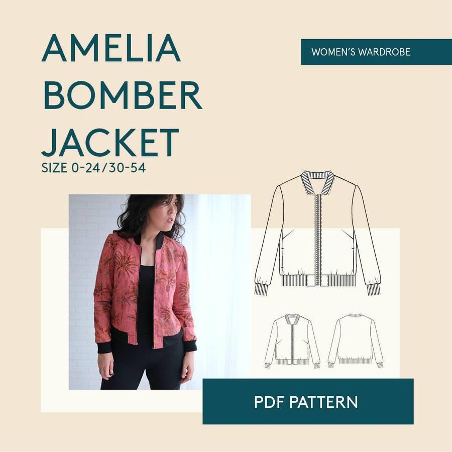 WBM Amelia bomber