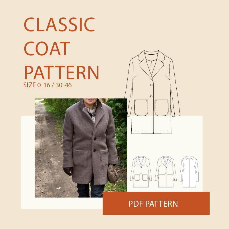 WBM Classic coat