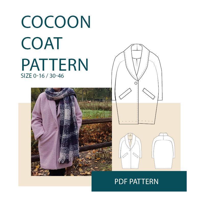 WBM Cocoon coat