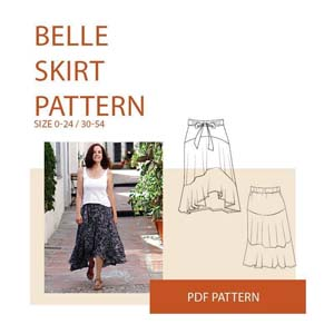 WBM Belle skirt