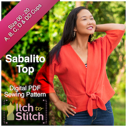 Itch to Stitch Sabalito